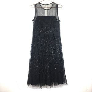 Ann Taylor Black Evening Dress 4